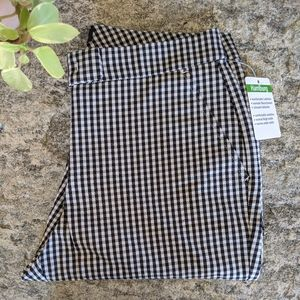 NWT Hamburg Plaid Pants